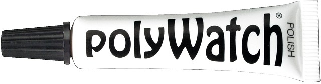 polywatch polierpaste kratzer aus kunststoff uhrglas entfernen 91 00 100gramm ebay. Black Bedroom Furniture Sets. Home Design Ideas