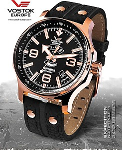 Vostok Europe Expedition Nordpol 1 Automatik