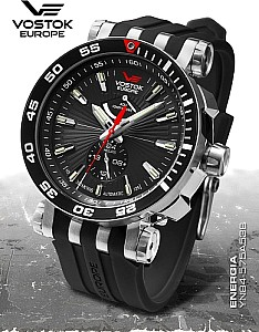 Vostok Europe Energia Rocket Automatik Power Reserve