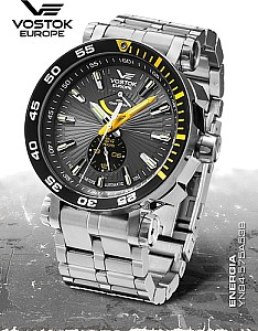 Vostok Europe Energia Rocket Automatic Power Reserve YN84-575A539b