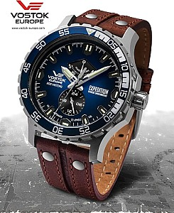 Vostok Europe Expedition Everest Underground Automatic