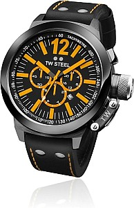 TW STEEL Ceo Canteen precision chrono movement - mineral glass