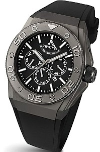 TW-STEEL TW Steel CEO Diver Automatic PVD dark titanium coated steel case
