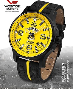 Vostok Europe Expedition Nordpol 1 Automatic