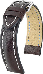 Hirsch watch strap Heavy Calf