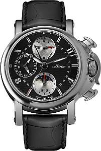 Buran SA Flagman Chronograph Mechanical&Automatic ETA 7751