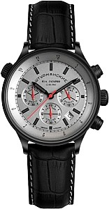 Sturmanskie Quartz Chronograph Gagarin S black PVD case