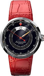 Sturmanskie Mars Lady black/red Automatic