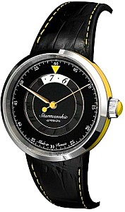 Sturmanskie Mars Lady black/yellow Automatic